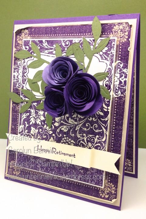 Happy Retirement - Ex Libris http://carolynbennieink.wordpress.com