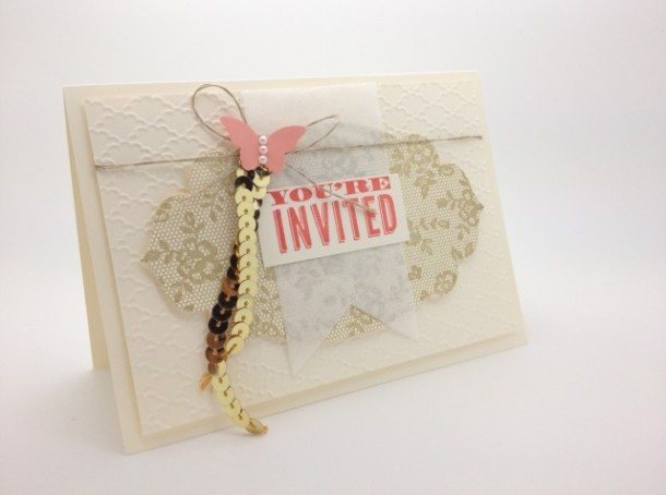 carolynbennieink.wordpress.com Managers Invitation Stampin' Up! Australia